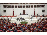 TBMM Genel Kurulu'nda Irak ve Suriye ile ilgili Başbakanlık tezkeresi oturumu başladı