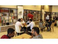 Bilgi ve Hikmet Kitap Kafe açıldı