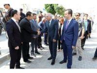 Vali Zorluoğlu'nun Özalp temasları