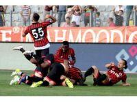 Süper Lig: Gençlerbirliği: 1 - M.Başakşehir: 0 (Maç sonucu)
