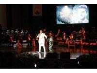 Zeki Müren Bursa'da şarkılarıyla anıldı