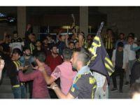 Van'da Fenerbahçe coşkusu