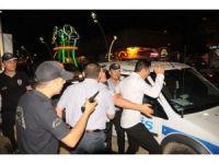 Tokat'ta derbi maç sonrası gerginlik