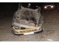 Elazığ'da trafik kazası: 1 ölü 3 yaralı
