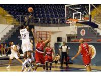 Antalya'da basketbol heyecanı sona erdi