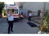 Yolda yürürken düşen yaşlı adam hayatını kaybetti