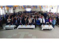 AK Parti Doğanşehir İlçe Başkanı Kavuncuoğlu güven tazeledi