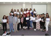 Geleceği Yazan Kadınlar Eğitim Projesi tamamlandı