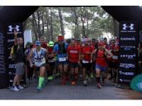 Likya Yolu Ultra Maratonu Fethiye'den başladı