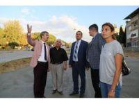Başkan Şirin prestij caddelerini inceledi