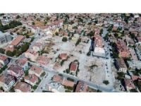 Meram Aksinne'de yıkım çalışmaları hızlandı