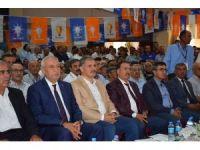 AK Parti Akçadağ İlçe Başkanı Tutal güven tazeledi