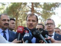 Başbakan Yardımcısı Çavuşoğlu'ndan Irak'taki referanduma ilişkin açıklama