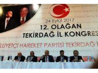 """MHP Genel Başkan Yardımcısı Günal: """"Çok çabuk unutuyoruz"""""""