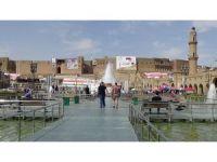Referanduma bir gün kala Erbil sokakları