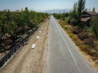 Büyükşehir Belediyesi baraj yolunu genişletiyor