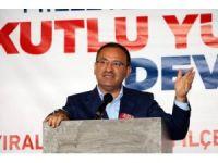 """Başbakan Yardımcısı Bozdağ: """"Ana muhalefetin derdi iktidar olmak değil, AK Parti'yi devirmek"""""""