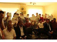 Kahramanmaraş MHP'ye katılım