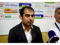 """Metin Diyadin: """"Pozisyon üretmedeki oran önceki maçlara göre daha azdı"""""""
