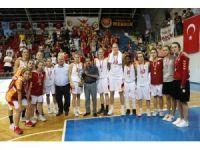 Özgecan Kadınlar Basketbol Turnuvası'nın kazananı Galatasaray