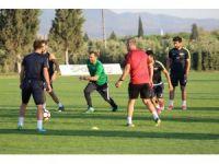 T.M.Akhisarspor'da Fenerbahçe hazırlıkları başladı
