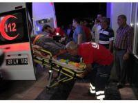 Elazığ'da 2 ayrı trafik kazası: 9 yaralı