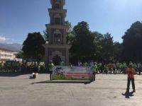 Bisikletseverler Otomobilsiz Yaşam Gününde pedal çevirdi