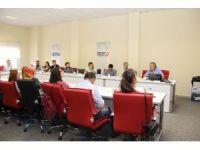 Erciyes Teknopark'ta Teknik Tekstil Çalıştayı düzenlendi