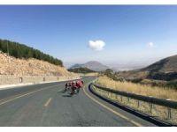 Bisiklet Milli Takımı, Erciyes Yüksek İrtifa Kampı'nda form tutuyor