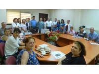 """Atatürk Devlet Hastanesi'nde """"Diyabet Okulu"""" açıldı"""