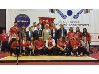 Caner Toptaş, Avrupa Şampiyonu oldu
