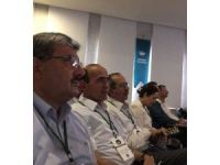 Başkanlar, Tarihi Kentler Birliği'nin Mersin buluşmasına katıldı