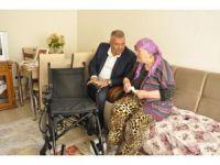 Akhisar'da engeller büyükşehirle kalkıyor