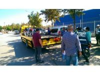 Eskişehir'de motosikletlilere yönelik operasyon
