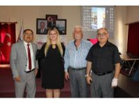 """Samandağ'da """"Diyabet Eğitimi Bilinçlendirme"""" semineri"""