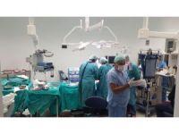 65 yaşındaki hastanın organları 5 kişiye umut oldu