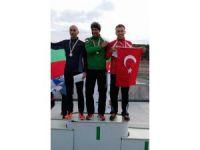 Türk atlet, Balkan Şampiyonası'nda üçüncü olu