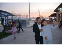 Kdz. Ereğli Belediyesi Spor Parkına yoğun ilgi
