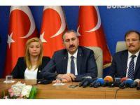 """Abdulhamit Gül: """"3 bin 920 hakim-savcı ihraç edildi çalışma tamamlandı diyemeyiz"""""""