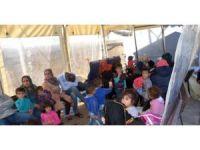 Kuşadası'nda 25'i çocuk 64 kaçak göçmen yakalandı