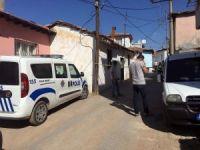Akhisar'da şüpheli ölüm