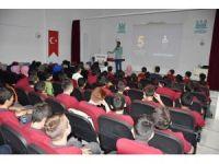 12'nci sınıf öğrencilerine 'motivasyon' semineri