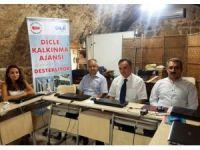 DİKA'dan Midyat taşına destek
