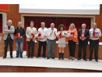 Hizmet binası proje yarışmasında dereceye girenlere ödülleri verildi