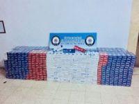 Iğdır'da 25 bin 500 paket kaçak sigara ele geçirildi