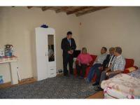 Engelli vatandaşa ev yardımı