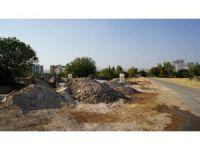 Yunus Emre Mahallesi Taziye Evi inşaatı devam ediyor