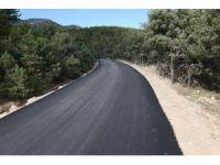 Taraklı'da asfalt çalışmaları sürüyor