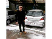 Akhisar'daki feci kazada 1 kişi hayatını kaybetti