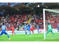 TFF 1. Lig: Balıkesirspor Baltok: 1 - Çaykur Rizespor: 1
